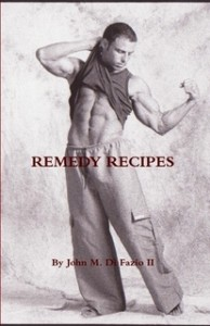 Remedy Recipes Cover
